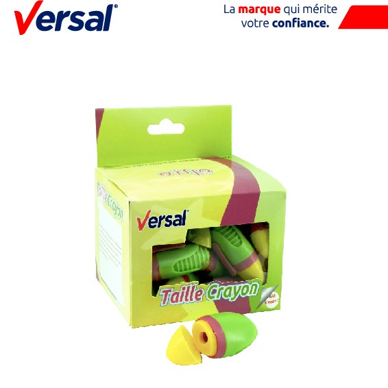 Taille Crayon Versal Réf-VR6017