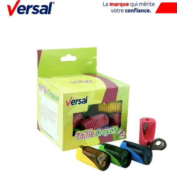 Taille Crayon Versal Réf-VR6016