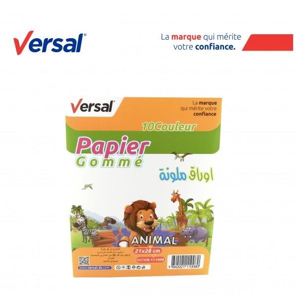Papier Gommé Autocollant VERSAL Réf.111008