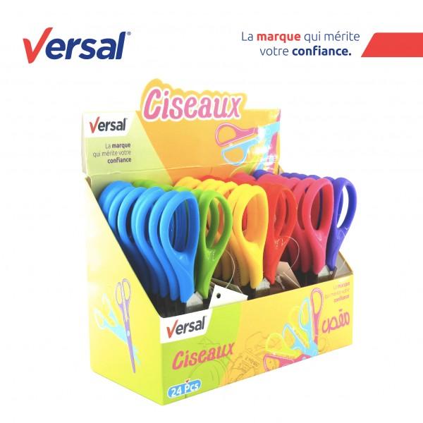 Ciseaux écolier Versal Réf-VR112012