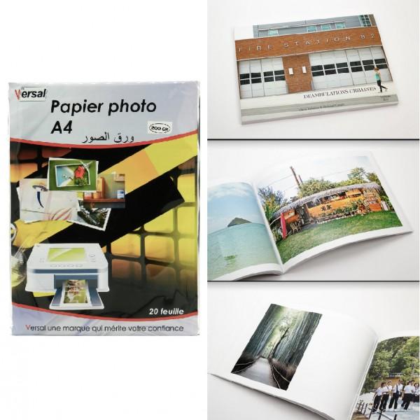 Papier Photo VERSAL 200 GR