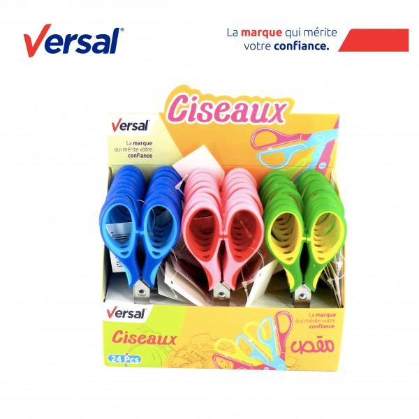 Ciseaux écolier Versal Réf-VR112019