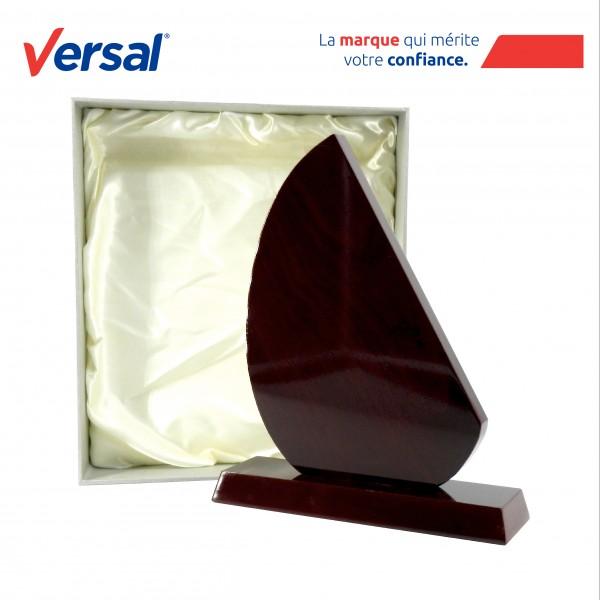 Trophée En Bois Réf : M 306